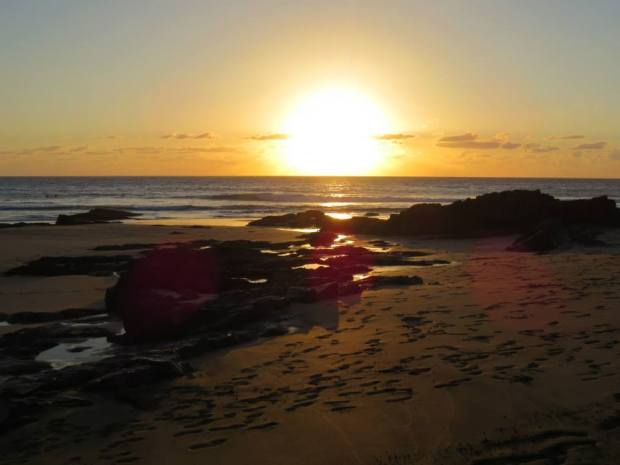 Sunset Surf El Cotillo