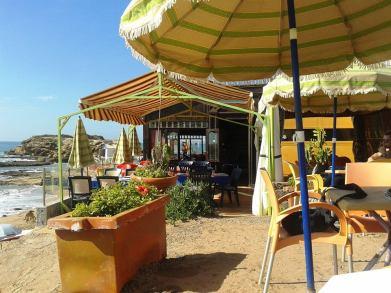 Cafe at Devil's Rock