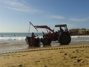 Moroccon beach madness