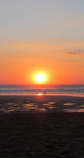 Fistral Sunset