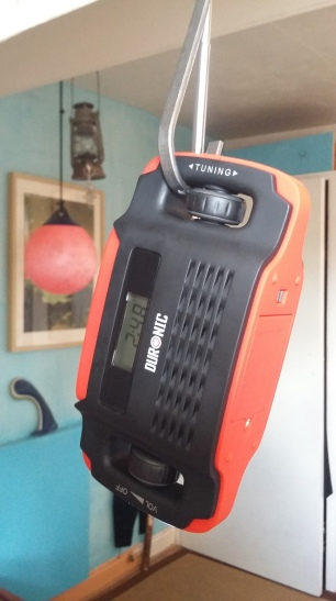 Duronic Solar Radio